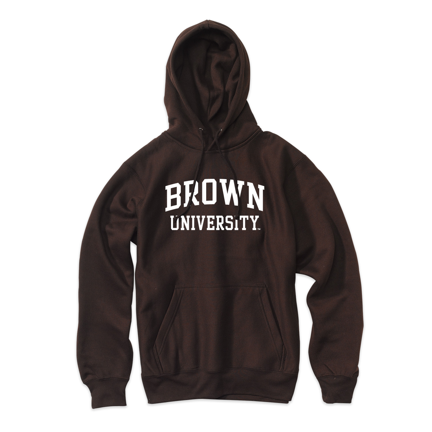Image For MV Sport Pro-Weave Hood - Brown University Arch