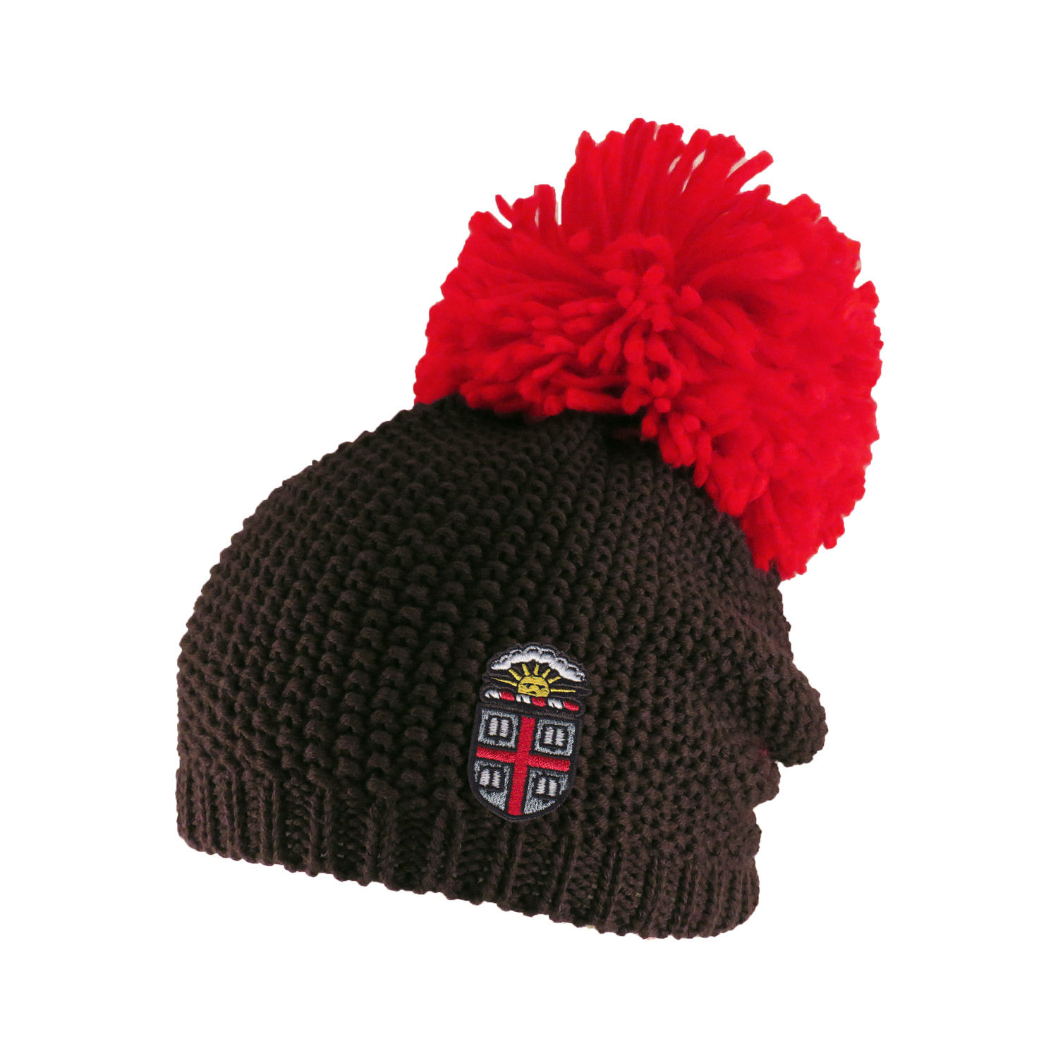 Image For Logofit Rally Beanie - Brown