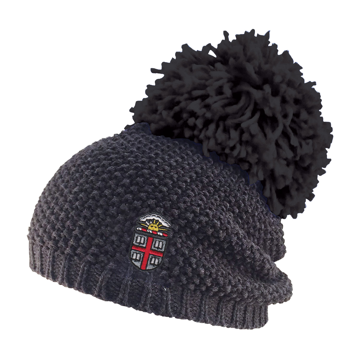 Image For Logofit Rally Beanie - Charcoal
