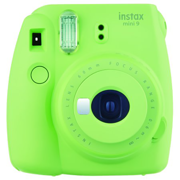 Image For Fujifilm Instax Mini 9 Instant Camera - Lime Green