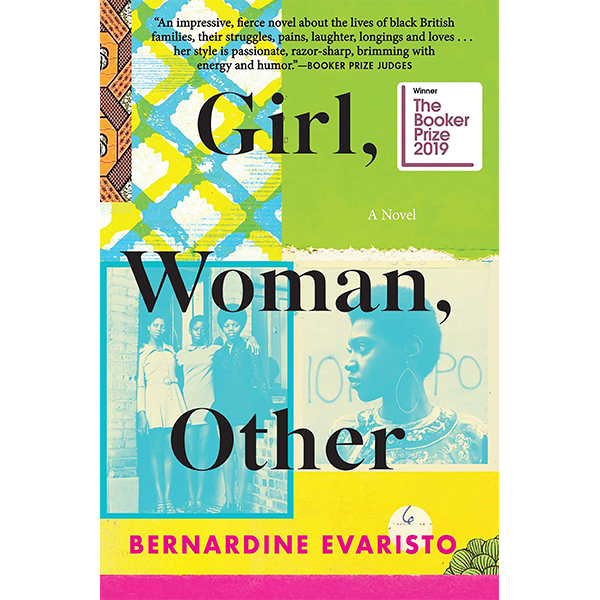 Image For <I>Girl, Woman, Other</I>