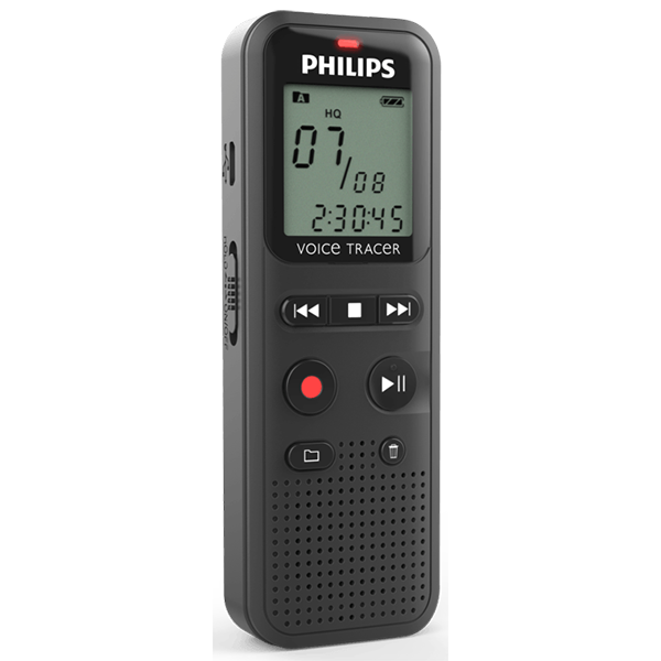 Image For Philips VoiceTracer Audio Recorder (DVT1150)