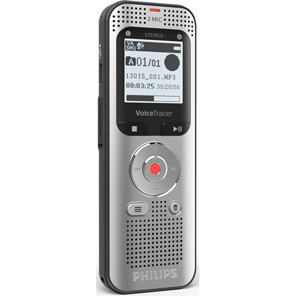 Image For Philips VoiceTracer Audio Recorder (DVT2050)