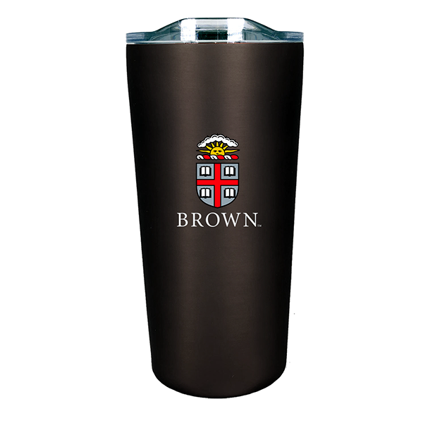 Image For 18oz Matte Brown Tumbler