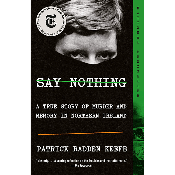 Image For <I>Say Nothing</I>