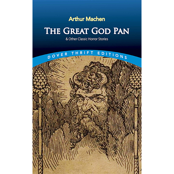 Cover Image For <I>The Great God Pan</I>