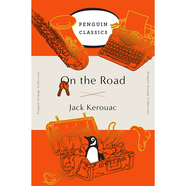 Cover Image For <I>On the Road</I>
