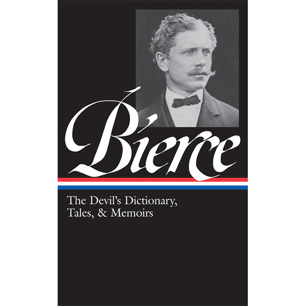 Cover Image For <I>Ambrose Bierce: The Devil's Dictionary...</I>