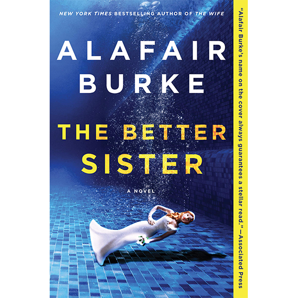 Image For <I>The Better Sister</I>