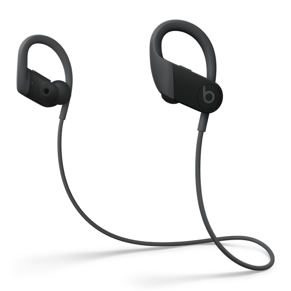 Image For Powerbeats High-Performance Wireless Earphones - Black