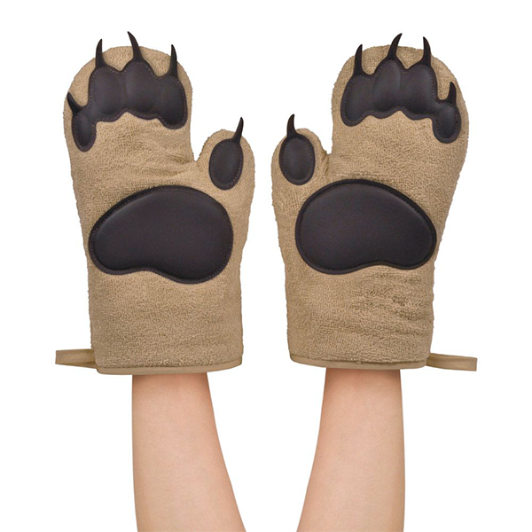 Image For Bear Hands Over Mitts
