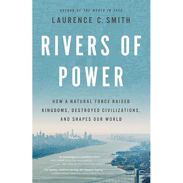 Cover Image For <I>Rivers of Power</I>