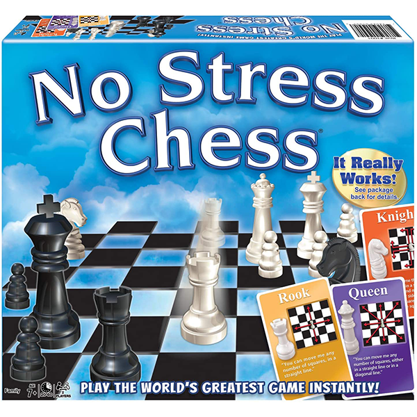 Image For No Stress Chess