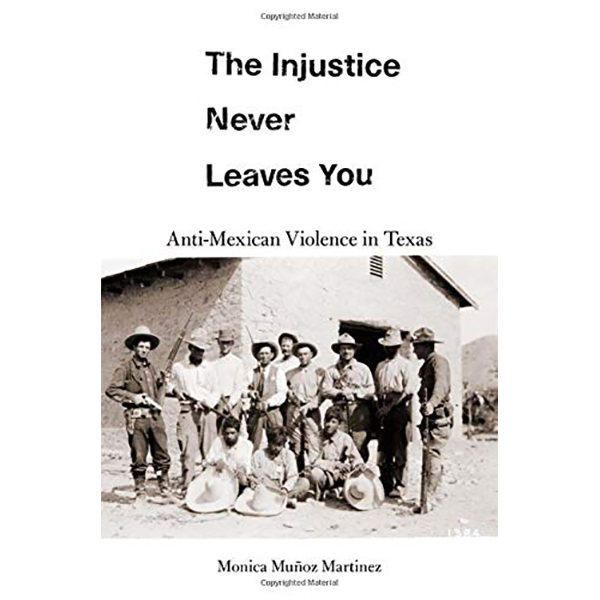 Image For <I>The Injustice Never Leaves You</I>