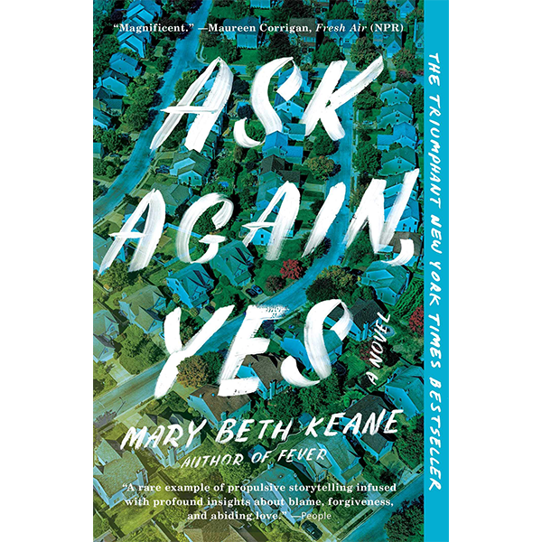 Image For <I>Ask Again, Yes</I>