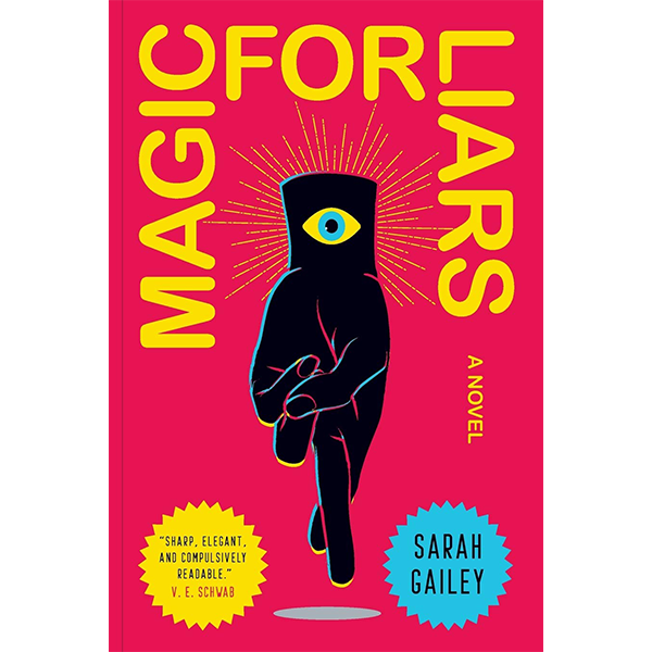 Image For <I>Magic for Liars</I>