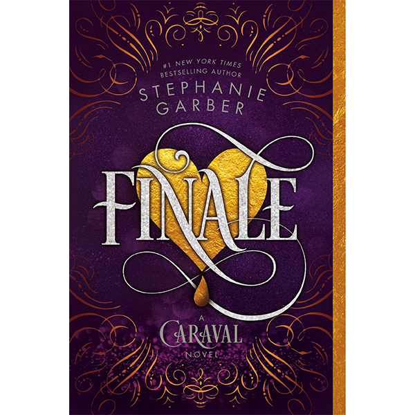 Image For <I>Finale: A Caraval Novel</I>