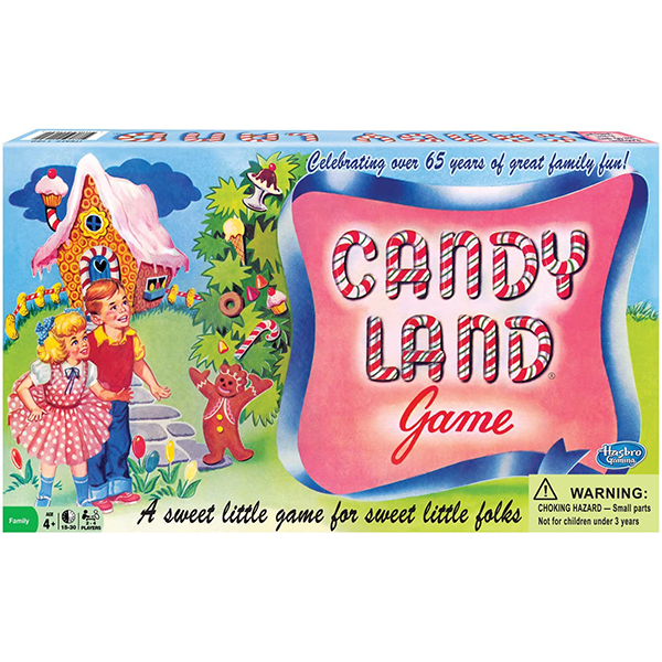 Image For Candy Land 65th Anniversary Edition