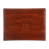 Brown Leather Document/Certificate Holder Image