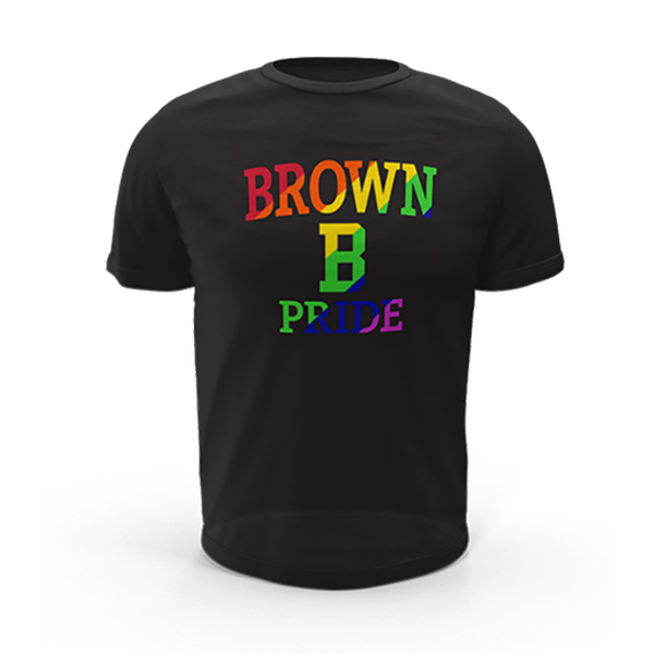 Image For Brown Pride Tee