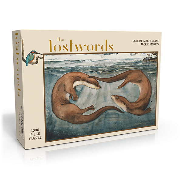 Cover Image For <I>The Lost Words</I> (1000-Piece Jigsaw Puzzle)