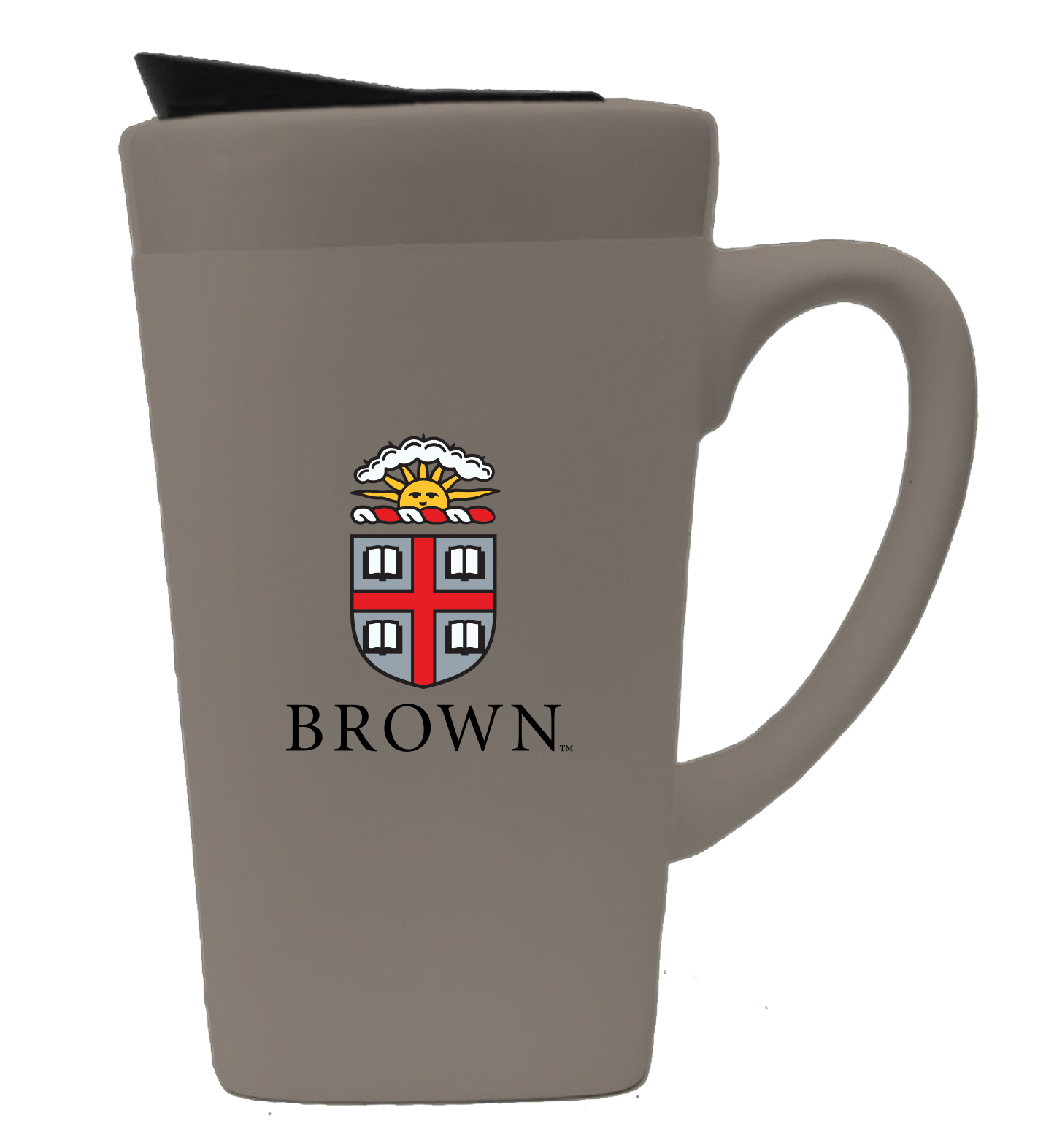 Cover Image For 16oz Ceramic mug w/lid in Summer Colors!