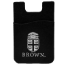 Cell phone pocket holder - black Image