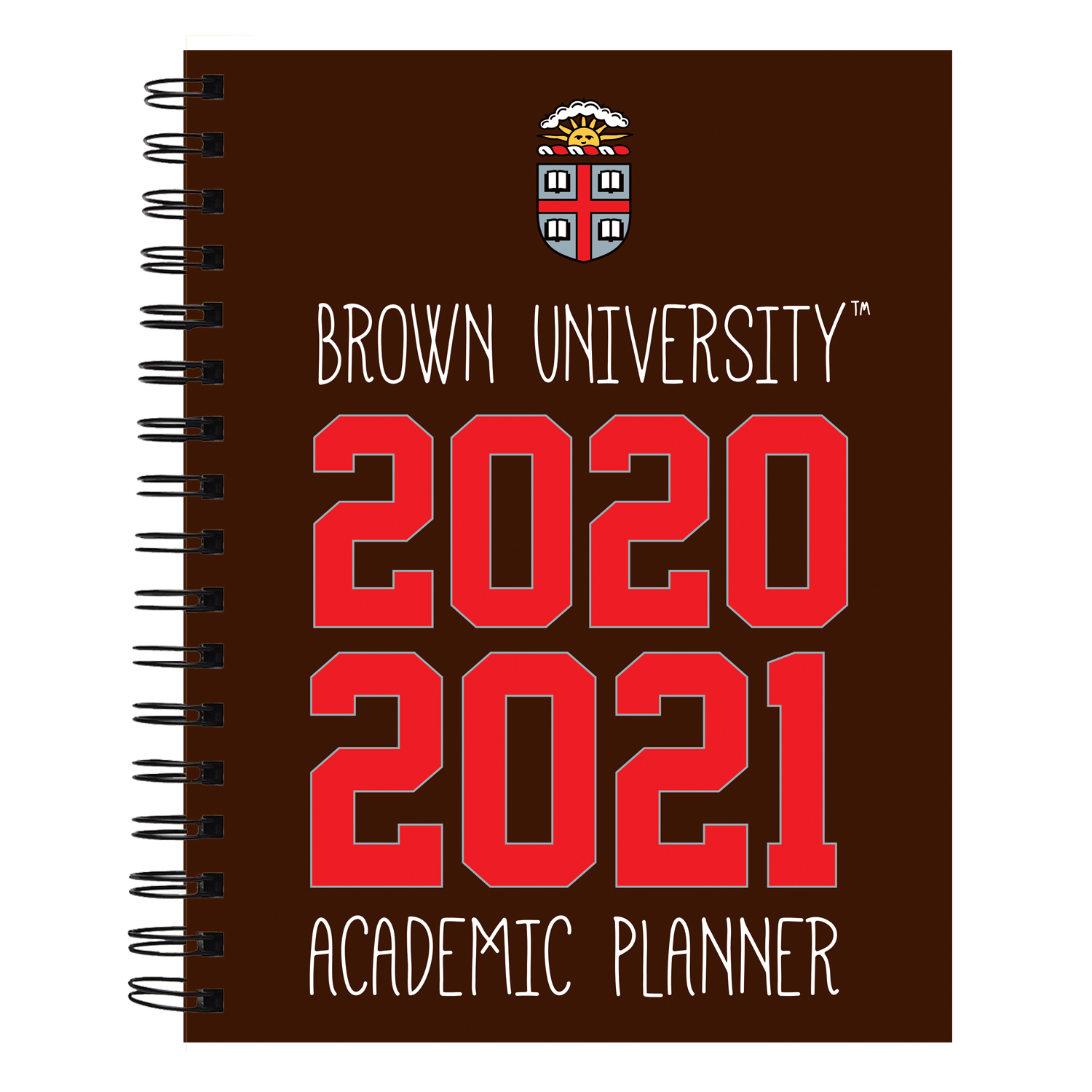 Image For 2020-21 Hard cover Academic Planner