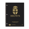 Cover Image for 1 Subject Notebook w/Gold embossed Crest