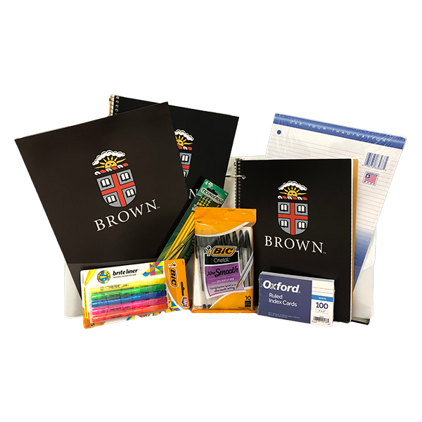 Image For School Supply Kit - Imprinted 9pack