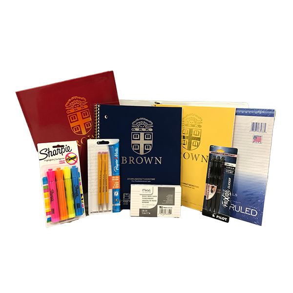 Image For School Supply Kit - Premium Imprinted 9pack