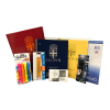School Supply Kit - Premium Imprinted 9pack Image