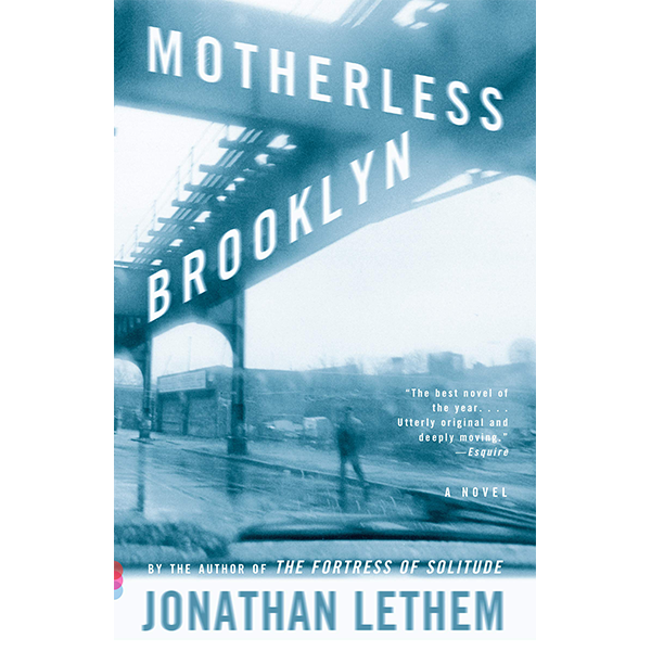 Cover Image For <I>Motherless Brooklyn</I>