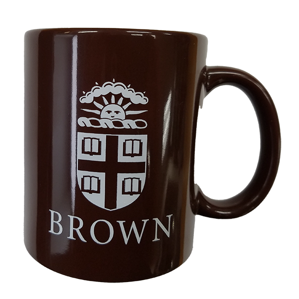 Image For 11oz Traditional Brown Mug