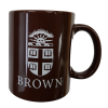 11oz Traditional Brown Mug Image