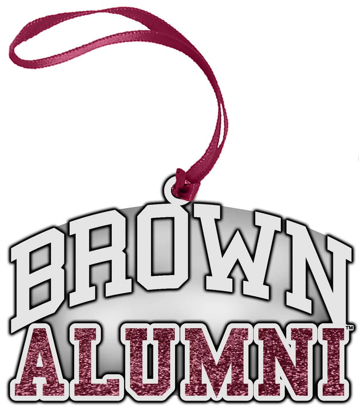 Image For Pewter Ornament - Alumni