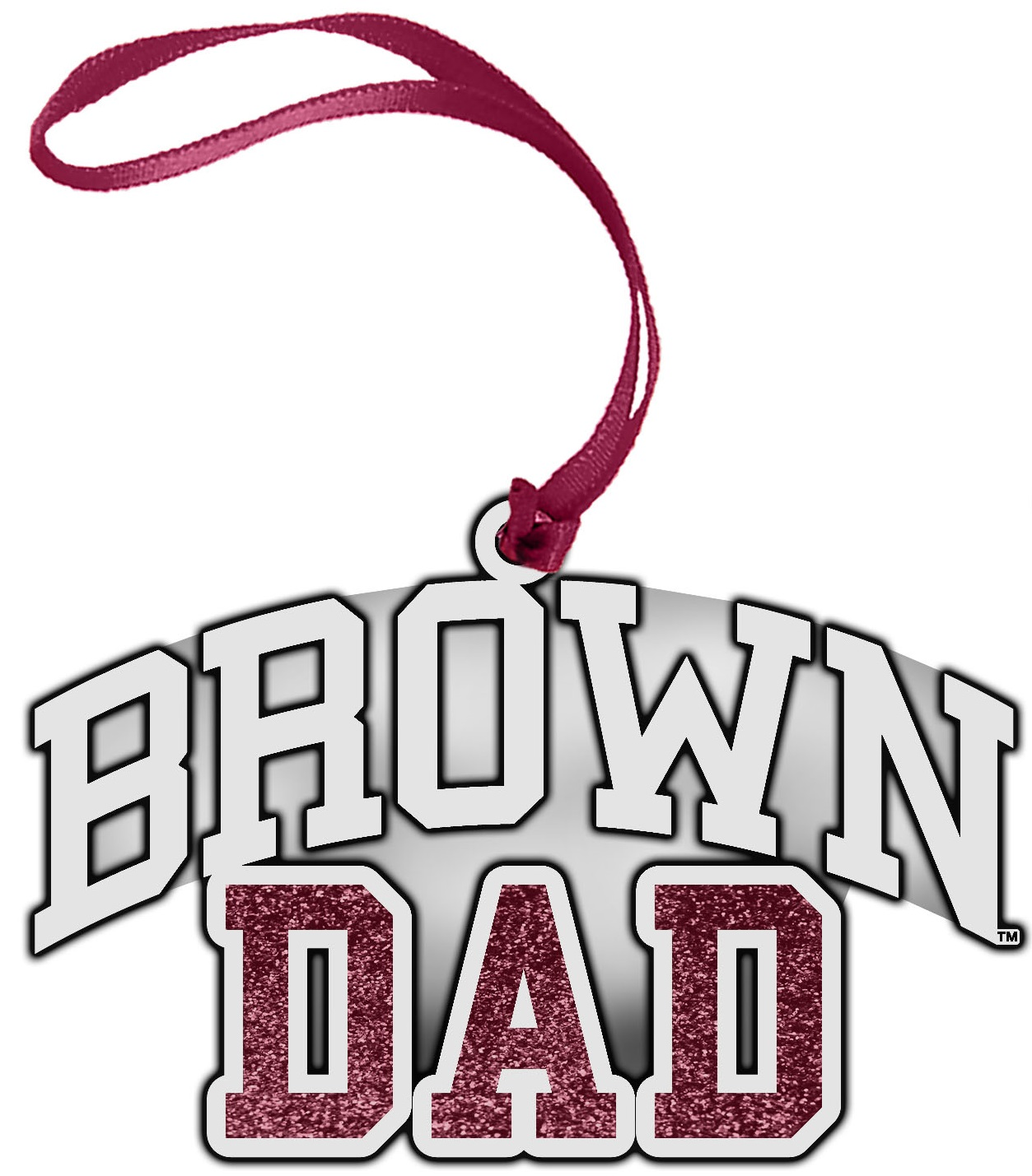 Image For Pewter Ornament - Dad
