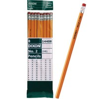 Image For Dixon Unsharpened Wooden Pencils - 8pk