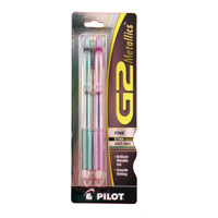 Image For G2 Metallic Pens - 6pk
