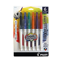 Image For Frixion Marker Set - Assorted Colors (6pk)