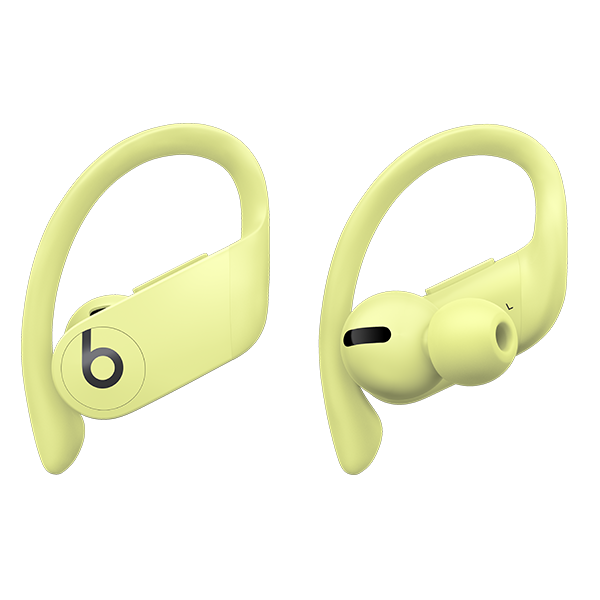 Image For Powerbeats Pro Totally Wireless Earphones - Spring Yellow