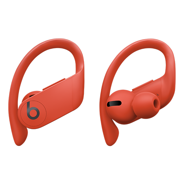 Cover Image For Powerbeats Pro Totally Wireless Earphones - Lava Red