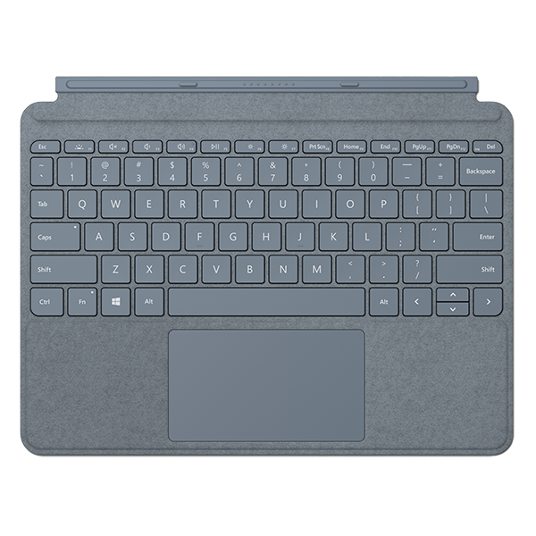 Image For Surface Go Type Cover - Ice Blue