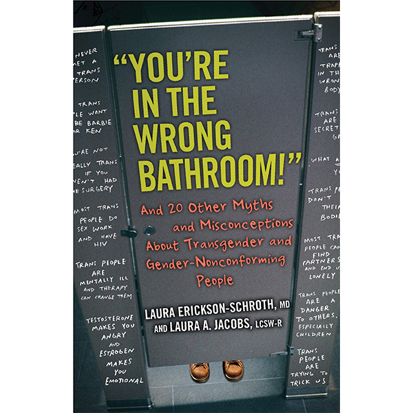 "Image For <I>""You're in the Wrong Bathroom!""</I>"