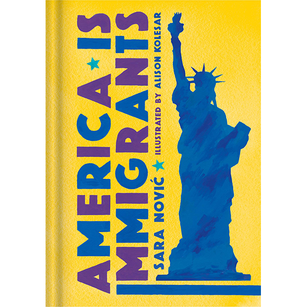 Image For <I>America is Immigrants</I>