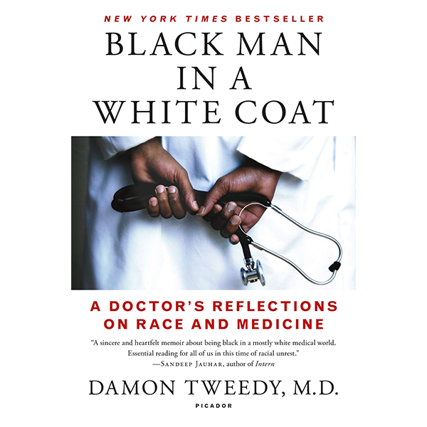 Image For <I>Black Man in a White Coat</I>