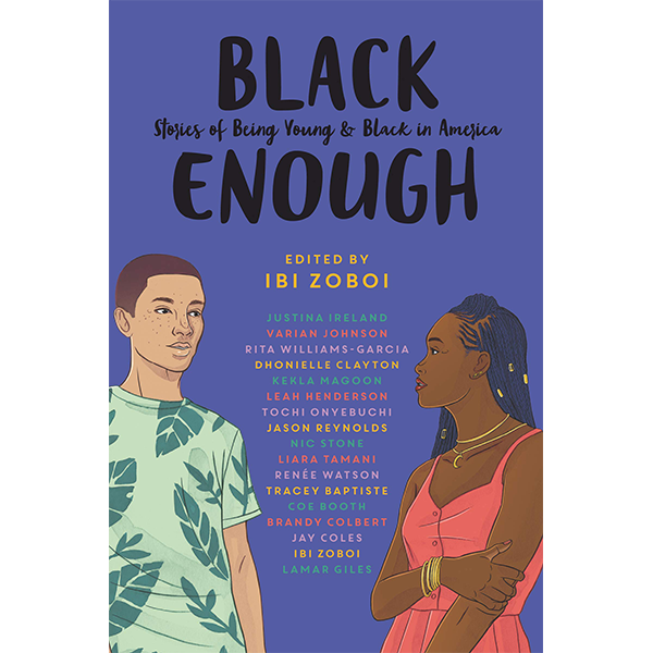 Image For <I>Black Enough</I>