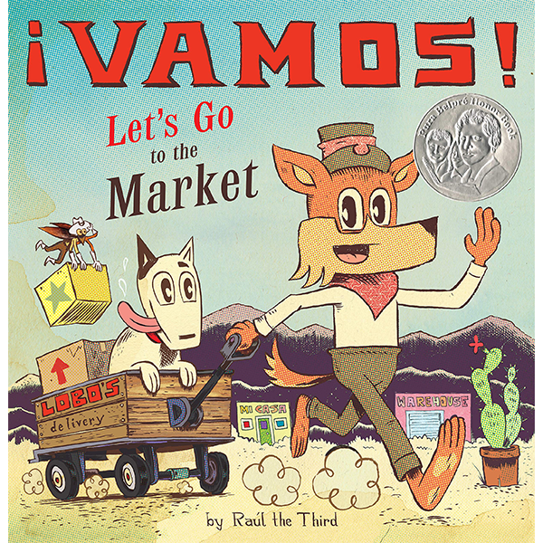 Image For <I>¡Vamos! Let's Go to the Market</I>