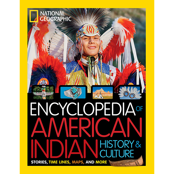 Image For <I>Encyclopedia of American Indian History and Culture</I>