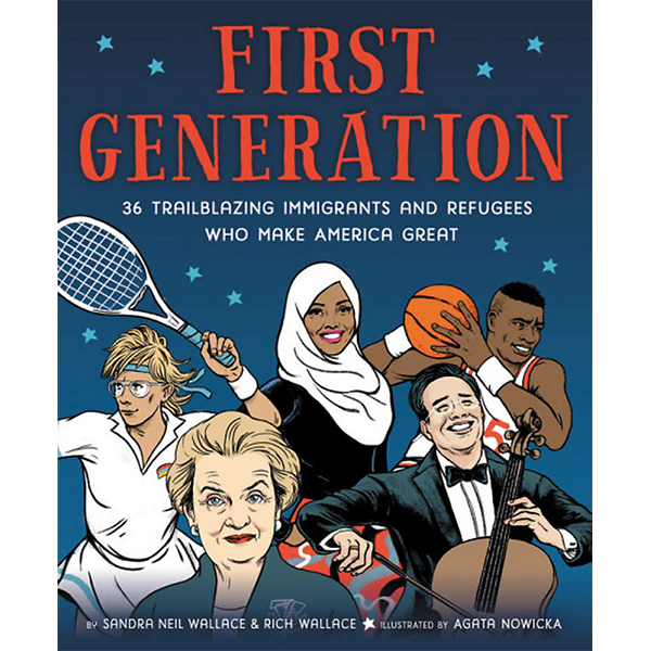 Image For <I>First Generation</I>